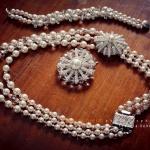 Bracelet of the bride