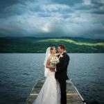 Photo de couple à Mont-Tremblant