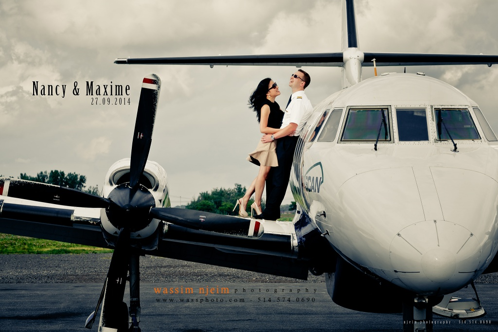 e-Session at an Airport