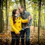 Séances de couples et de fiançailles à Montréal