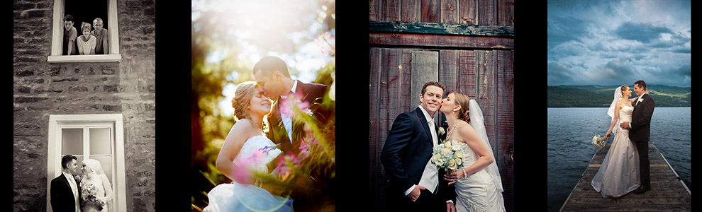 Wedding photographs in Montreal