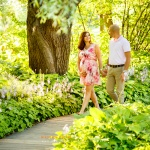 Pregnant couple photoshoot in Laval
